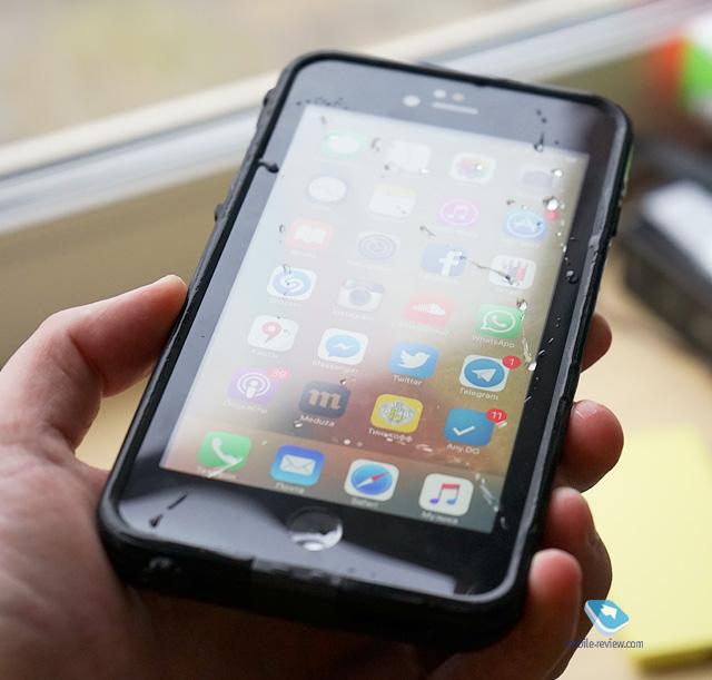 Apple iPhone 6s Plus - Технические характеристики
