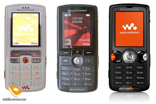 mobile sony ericsson w810i the intermediate. Black Bedroom Furniture Sets. Home Design Ideas