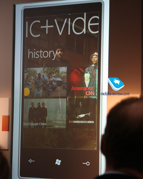 Mobile-review com Windows Phone 7 series  Fire in the hole!