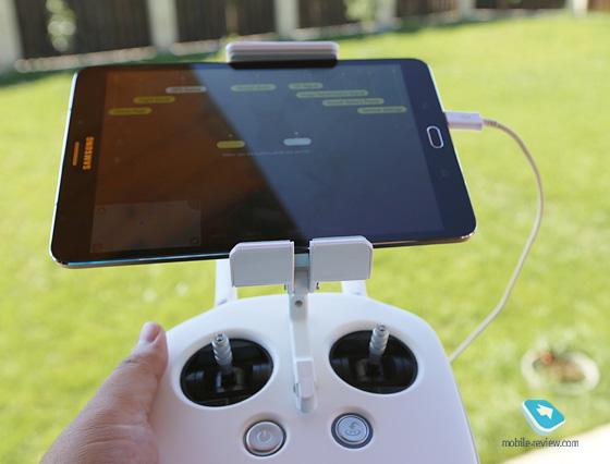Крепеж телефона android (андроид) phantom как закрепить дополнительная плащадка на mavic