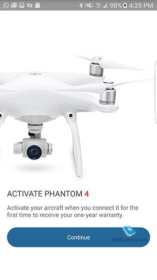 Dji phantom 4 как включить купить виртуальные очки алиэкспресс в салават