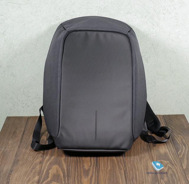 Рюкзак kalidi bobby с защитой от карманников отзывы