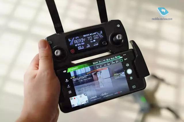 Держатель телефона android (андроид) mavic по себестоимости площадка для посадки мавик по сниженной цене