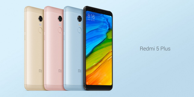 Xiaomi Redmi 5 Plus/Redmi Note 5