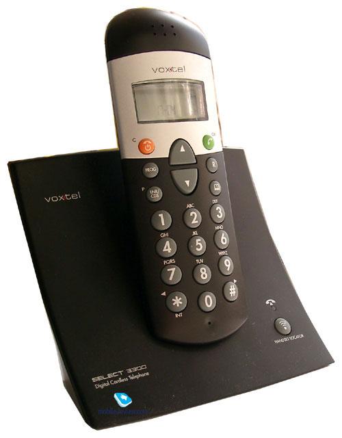 Инструкция телефона voxtel 3300