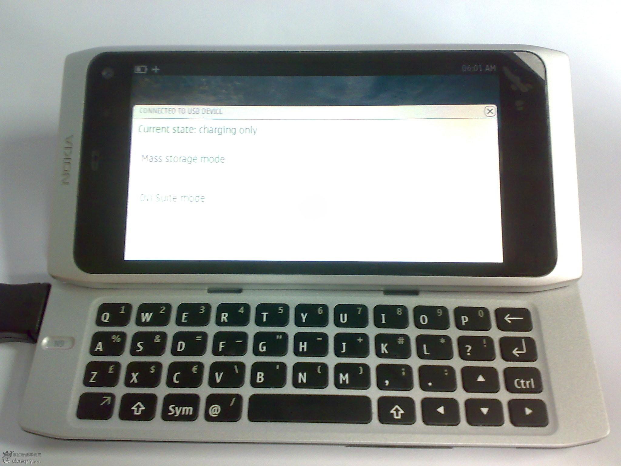 Nokia N9 первые фотографии реального устройства