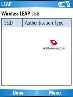 Mobile-review com Smartphones Qtek 8300/8310 as a sample realization
