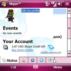 skype pour samsung i780