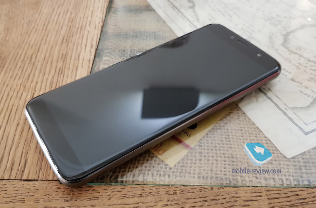 Обзор смартфона Alcatel 3V (5099D) характеристики