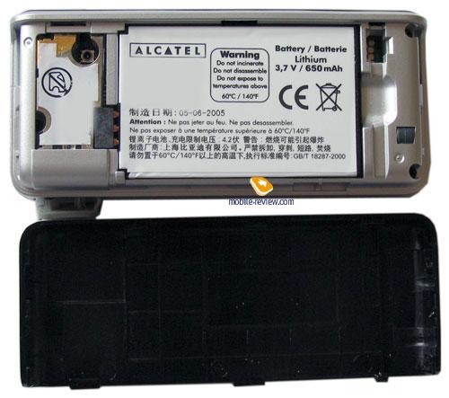 Mobile-review com Review GSM phone Alcatel OT E252