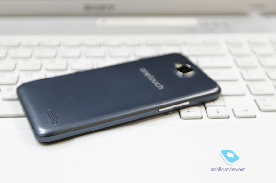 alcatel one touch manual reset