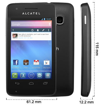 инструкция к alcatel one touch 4030d