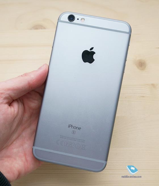 айфон 6+s фото