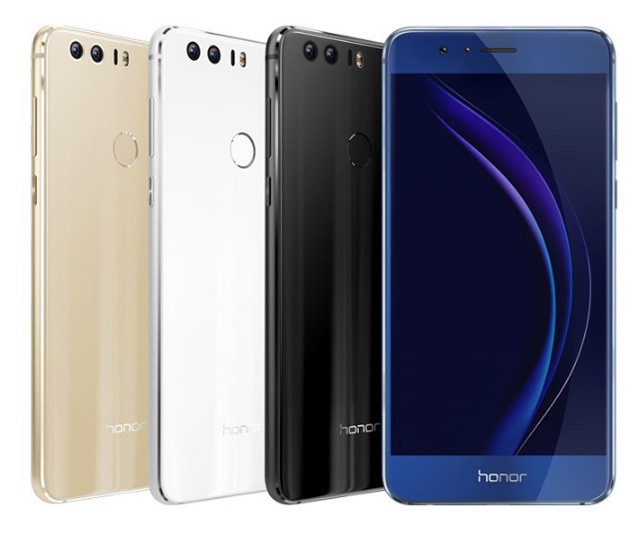 телефон хуавей хонор 8 лайт характеристики