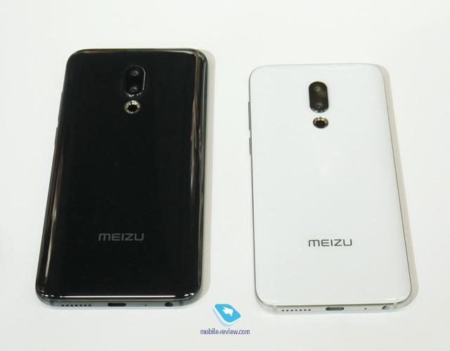 Meizu 16th и 16th Plus. Первый взгляд