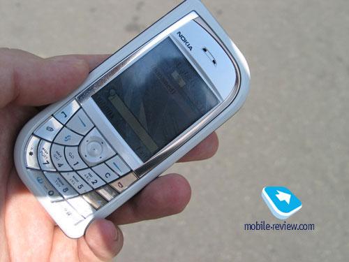 Mobile-review com Review GSM-phone Nokia 7610
