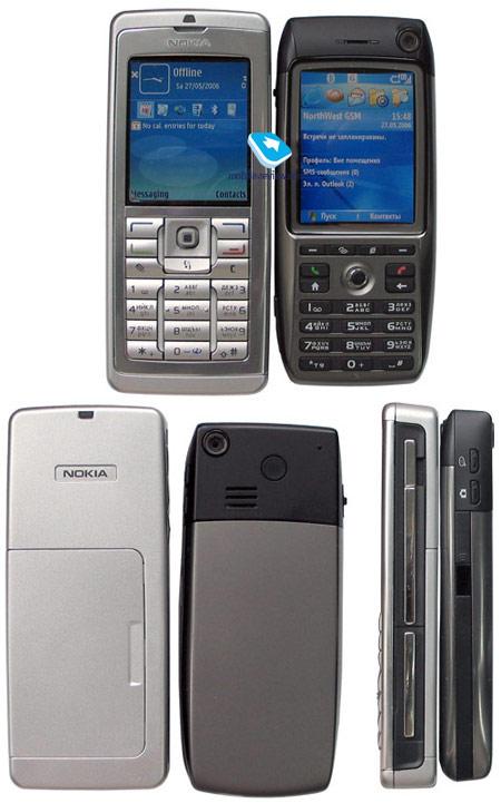 Mobile-review com Review of WCDMA/GSM-handset Nokia E60