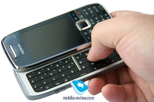 Mobile-review com Preview of UMTS-smartphone Nokia E75