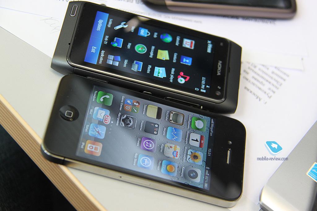 276 Nokia N8 İncelemesi