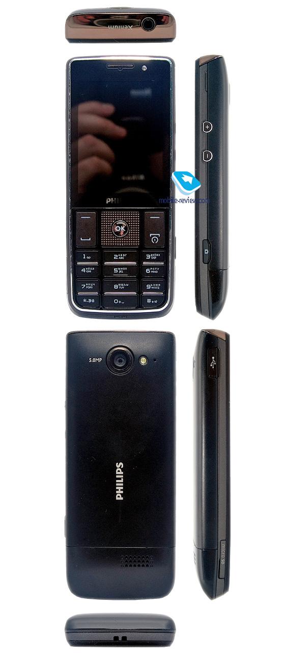 Philips Xenium W336  Обсуждение  4PDA