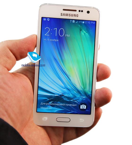 телефон самсунг галакси а3 фото