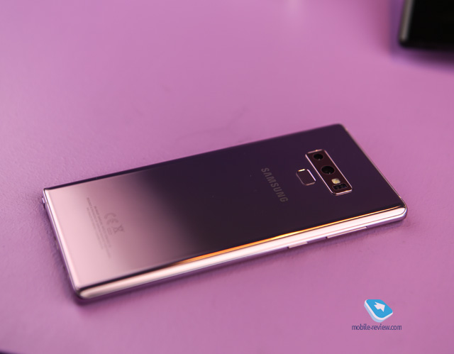 Samsung Galaxy Note 9 (SM-N960F/DS)