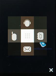 Mobile-review com Review of GSM-handset Samsung Armani (SGH