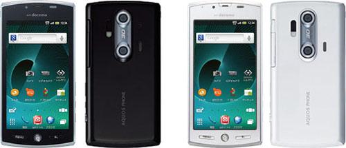 Mobile-review com Review of Sharp Docomo SH-12C Aquos Phone