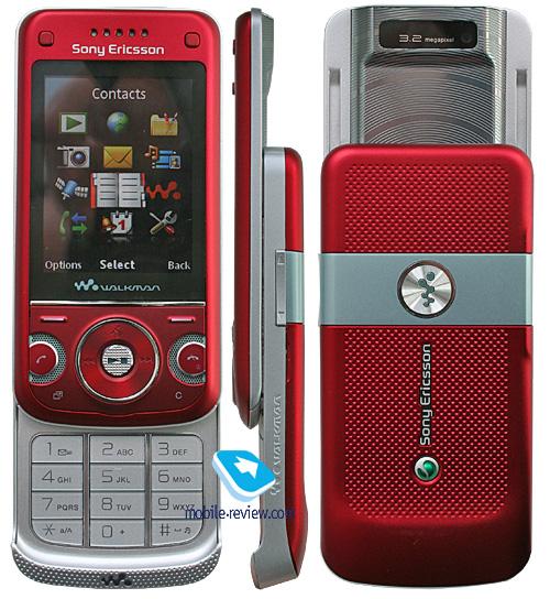 Mobile-review.com Обзор GSM/UMTS-телефона Sony Ericsson W760i