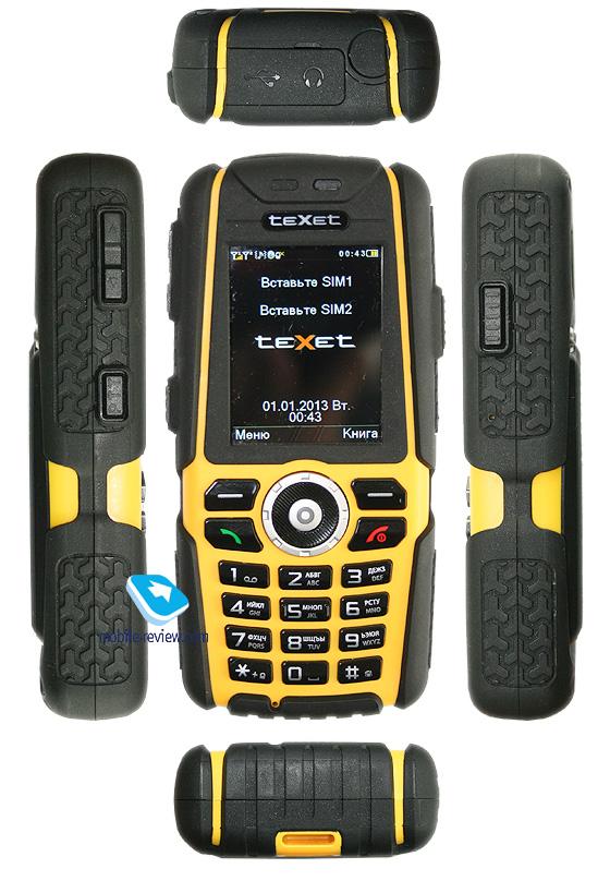 Texet TM 540r прошивка