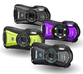 Pentax Optio WG1 и WG1-GPS: компактные камеры-внедорожники