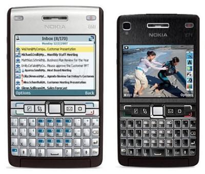Nokia готовит новый QWERTY-смартфон E71