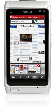 Вышла бета версия браузера Opera Mini 5.1 для смартфонов Nokia